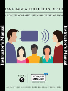 G.5.LS.T Work/Life English - Listening and Speaking - Level 5 - Teacher