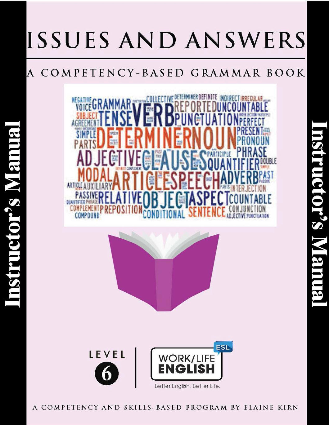 Grammar<br/>Work/Life English Level 6 Instructor's Annotated Edition