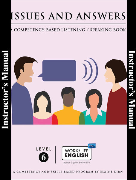 Listening / Speaking - <br/>Level 6 - Teacher