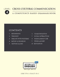 English in Everyday Life - Grammar Text - Cross-Cultural - Level 4 of 6 - Student