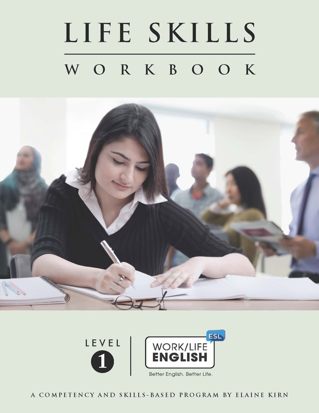 G.1.G.S Work/Life English - Skills Workbook - Level 1- Student
