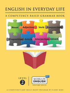 English in Everyday Life - Grammar Text - Level 2 of 6 - Student