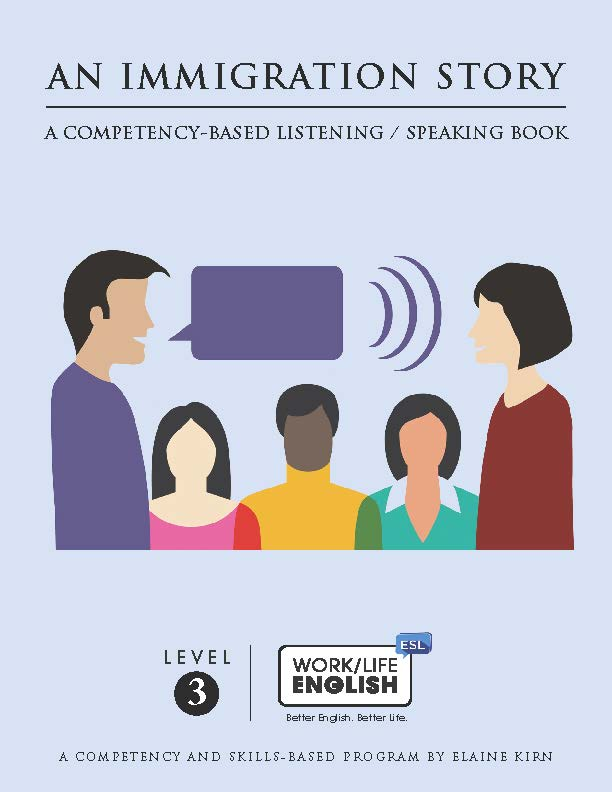 English in Everyday Life - Listening and Speaking - Level 3 - Student