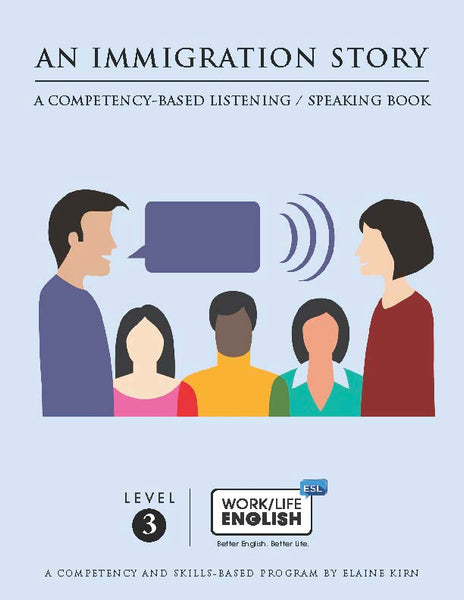 Listening / Speaking - <br/>Level 3 -  Student