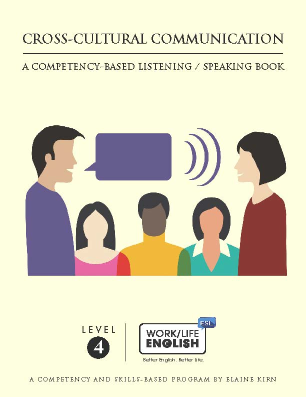 Listening / Speaking - <br/>Level 4 -  Student