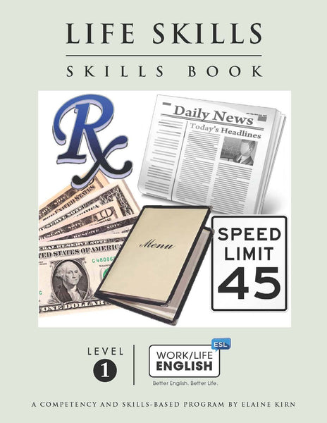 Skills Book - <br/> Level 1- Student