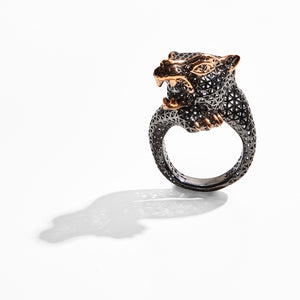 Panther Ring / Panter Yüzük