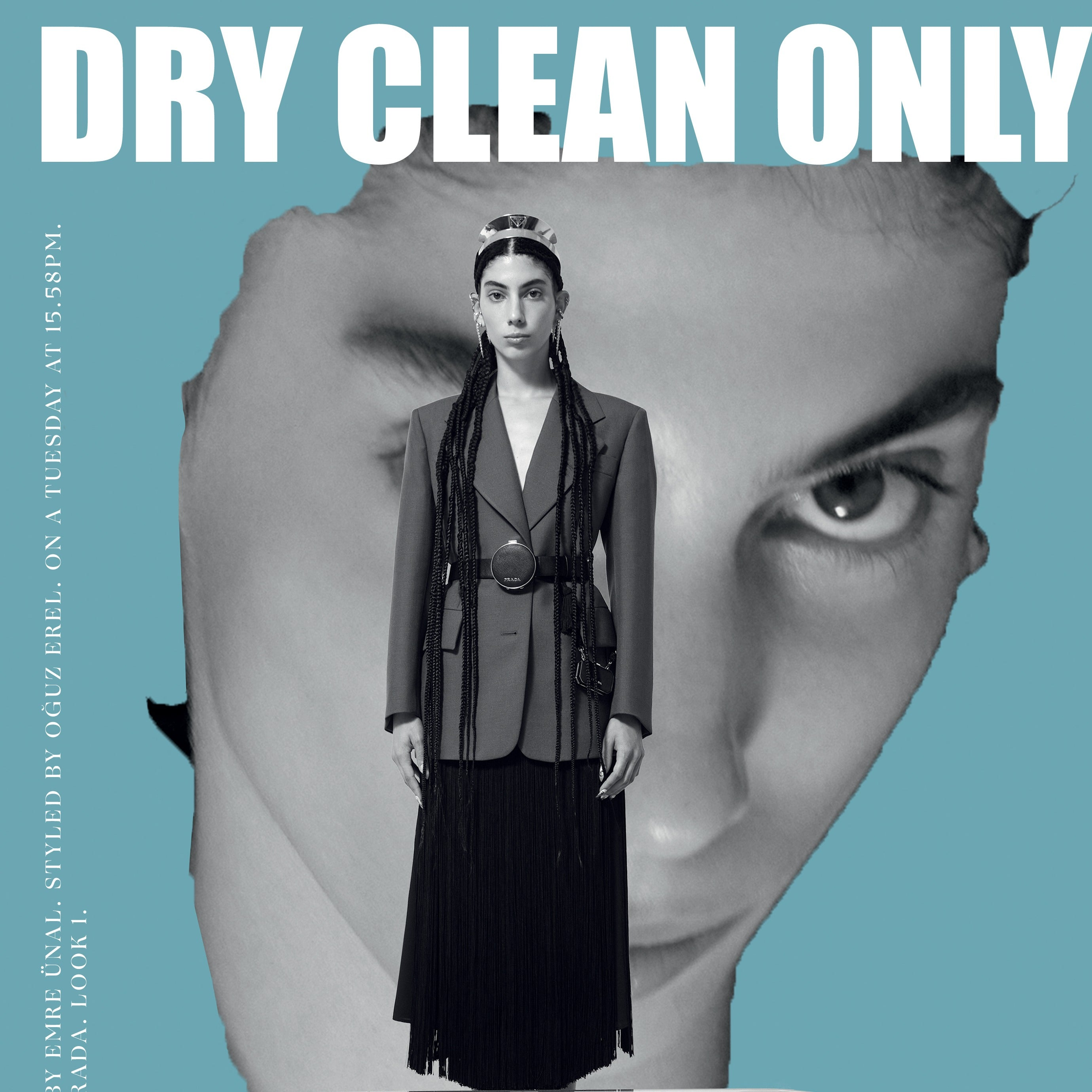 DRYCLEAN ONLY ISSUE 1