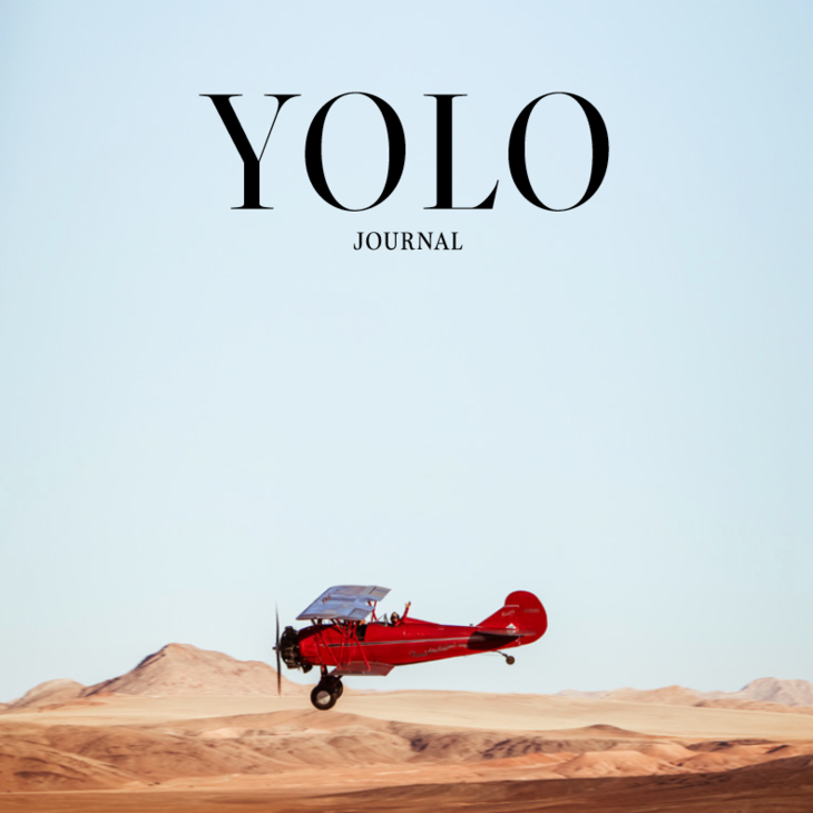 Yolo Journal Issue 5
