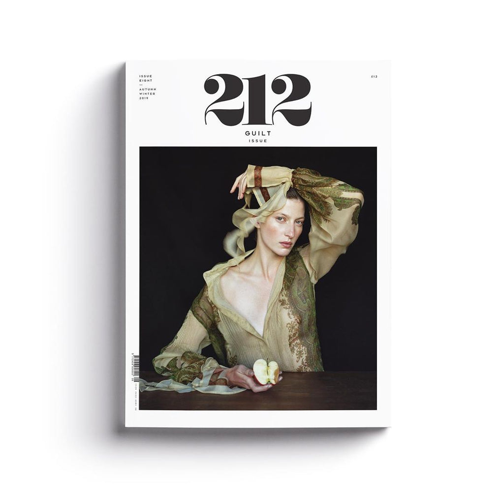 212 Magazine - Guilt Issue