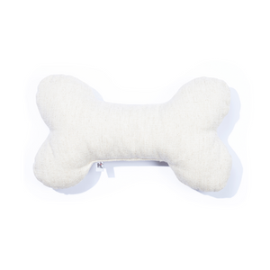 BONE PILLOW - 0ATMEAL