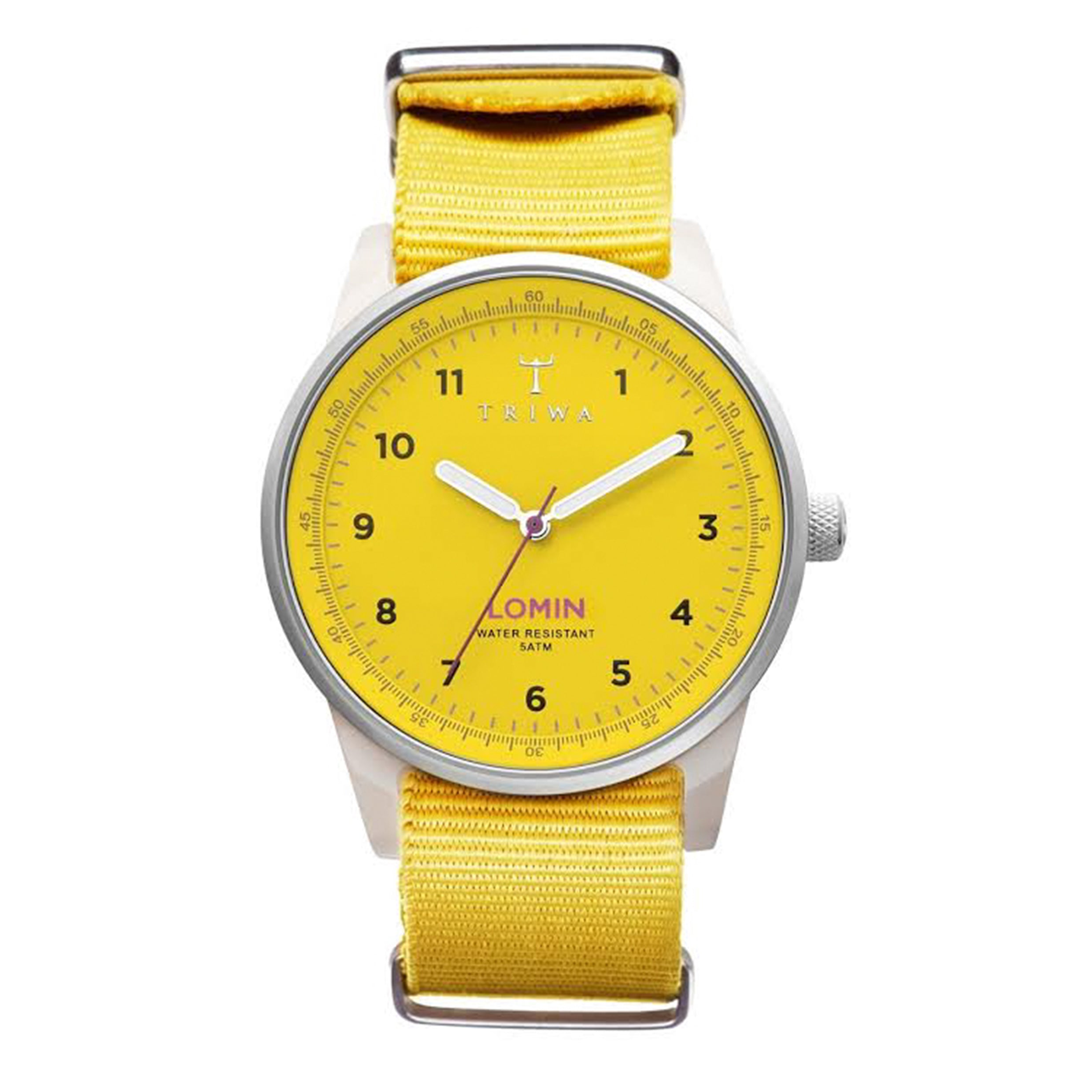 Triwa Lomin Yellow