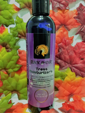 Leave-In Conditioner w/ Grapeseed Oil - 8 oz.