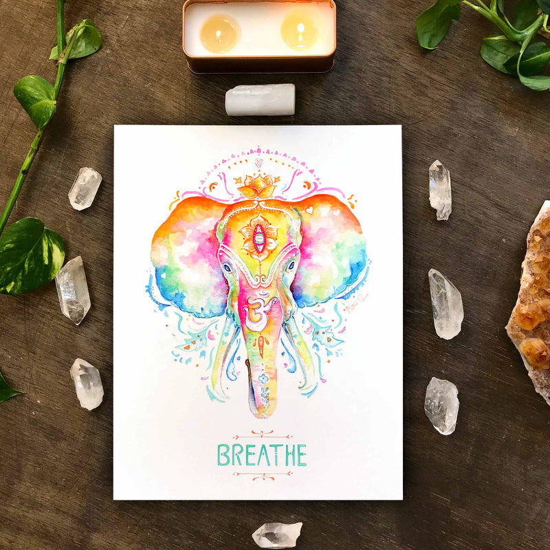 Fine Art Print - Breathe