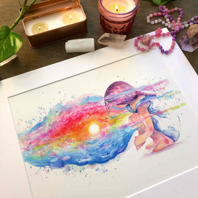 Giclée Print - Universe Child 2