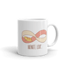 Pets In Tech 11oz Infinite Loop Hamster - Mug