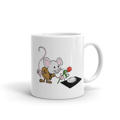Pets In Tech 11oz Virtual Girlfriend Mouse - Mug