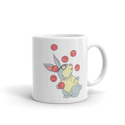 Pets In Tech 11oz Web Developer Rabbit - Mug