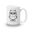 Pets In Tech 15oz Ascii Owl - Mug