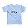 Pets In Tech Baby Blue / 2yrs Virtual Girlfriend Mouse - Short sleeve kids t-shirt