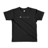 Pets In Tech Black / 2yrs Awww on sight Cat - Short sleeve kids t-shirt