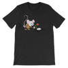 Pets In Tech Black Heather / S Virtual Girlfriend Mouse - Short-Sleeve Unisex T-Shirt