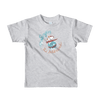 Pets In Tech Heather Grey / 2yrs Surfin' the Interweb Puppy - Short sleeve kids t-shirt