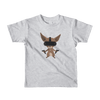 Pets In Tech Heather Grey / 2yrs Virtual Reality Chihuahua - Short sleeve kids t-shirt