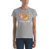 Pets In Tech Heather Grey / S 404 Cat Doesn't Respond - Women's short sleeve t-shirt