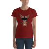 Pets In Tech Independence Red / S Virtual Reality Chihuahua - Women's short sleeve t-shirt