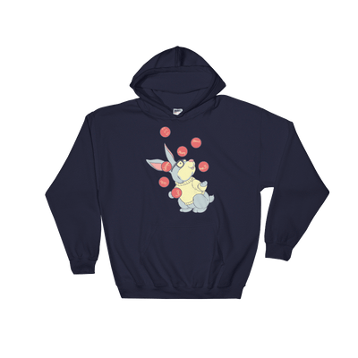 Pets In Tech Navy / S Web Developer Rabbit - Hoodie