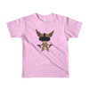 Pets In Tech Pink / 2yrs Virtual Reality Chihuahua - Short sleeve kids t-shirt