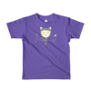 Pets In Tech Purple / 2yrs App Ninja Cat - Short sleeve kids t-shirt
