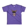 Pets In Tech Purple / 2yrs Virtual Reality Chihuahua - Short sleeve kids t-shirt