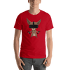 Pets In Tech Red / S Virtual Reality Chihuahua - Short-Sleeve Unisex T-Shirt