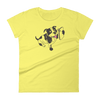 Pets In Tech Spring Yellow / S Selfie Dog - Women's short sleeve t-shirt