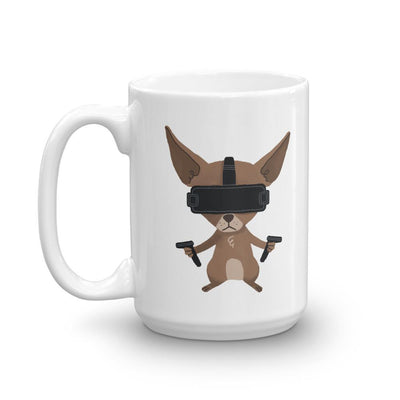 Pets In Tech Virtual Reality Chihuahua - Mug