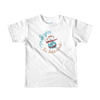 Pets In Tech White / 2yrs Surfin' the Interweb Puppy - Short sleeve kids t-shirt