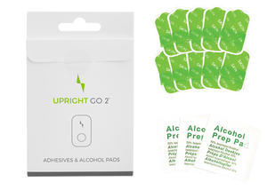 UPRIGHT GO 2 Adhesives - 10 Pack