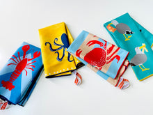 NEW! Beach Towel, Seaside, Octoparty