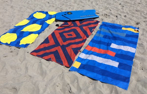 Beach Towel, Raise the Bar