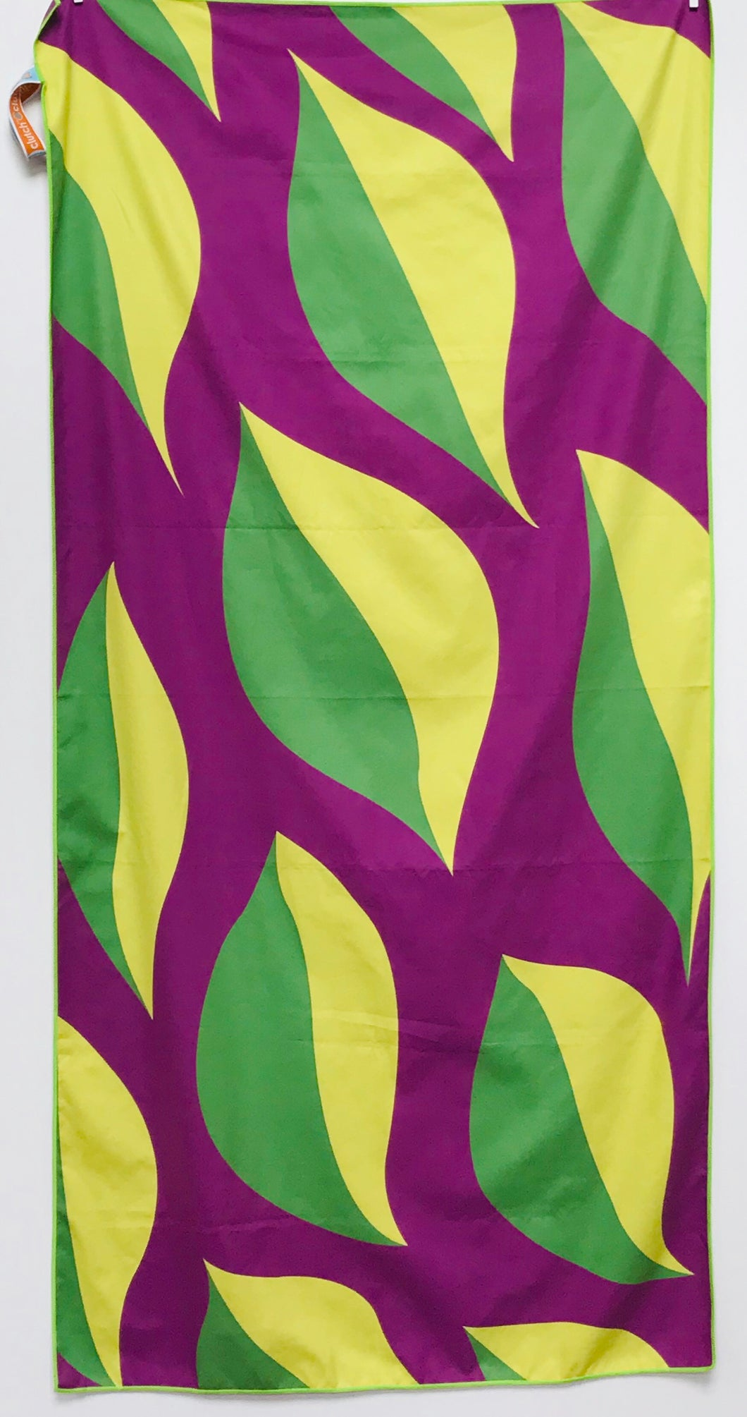 Beach Towel, Leaves