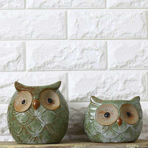 Owl Pots - Sweet and Succulent