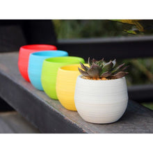 Unbreakable Eco-Friendly Nursery Pots (5 Piece Set) - Sweet and Succulent