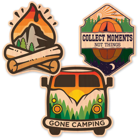 Camping 3-Pack