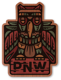 PNW Nowhere Owl