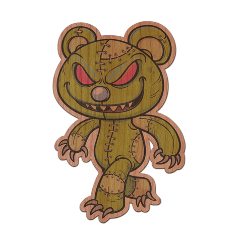 Customizable Zombie Teddy