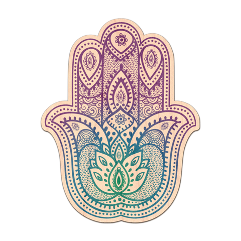 Customizable Hamsa Hand