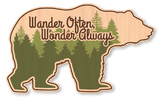 Wander Often Forest Bear