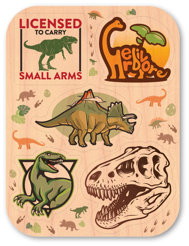 Dinosaur Mini Pack